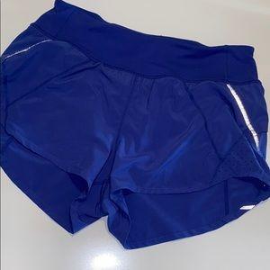 Zella running shorts